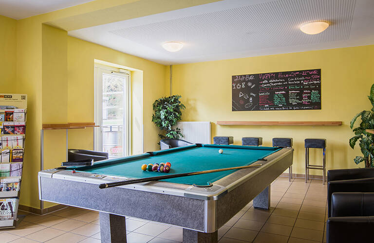 a&o Hostel Weimar - Billiard
