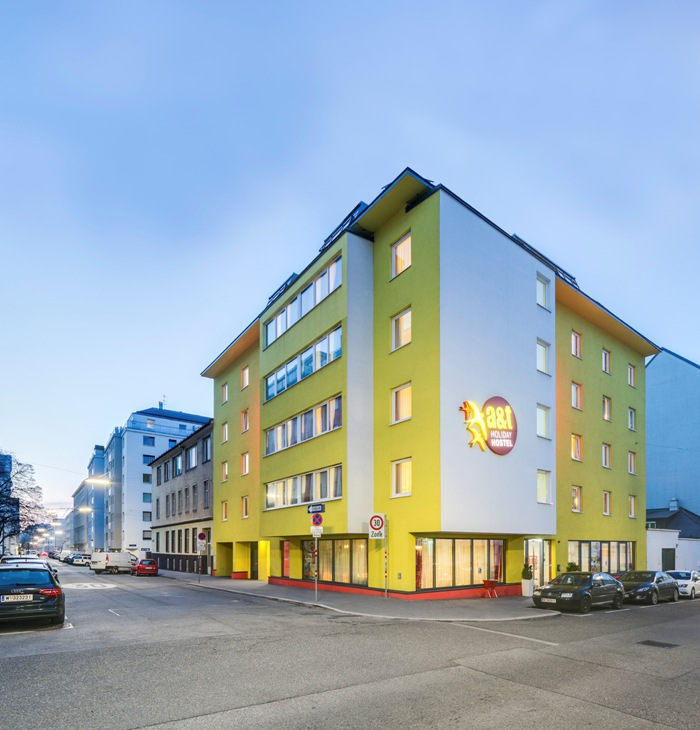 Wien, a&t Holiday Hostel