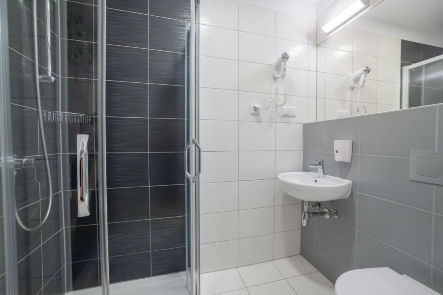 Krakau - Hostel Premium, Bad