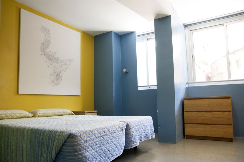 Barcelona, Be Dream Hostel - Doppelzimmer